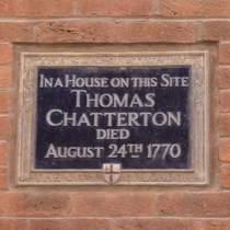 Chatterton holborn