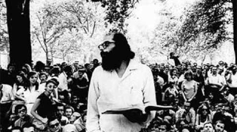 Allen Ginsberg Reading Howl (Part 1)