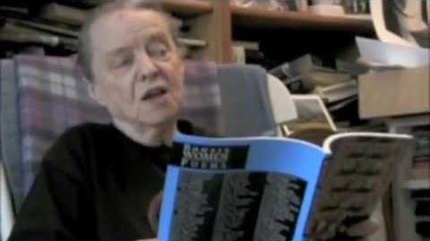 Marie Ponsot reads Winter SD