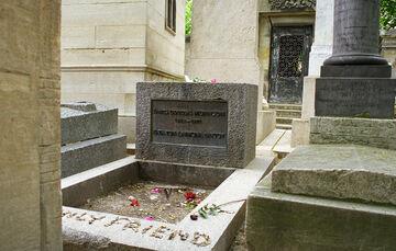 Jim Morrison Grave Sander Lamme
