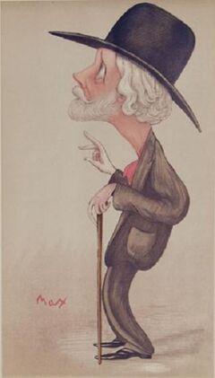 George Meredith Vanity Fair 24 September 1896