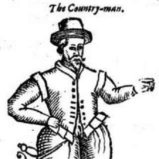 Breton countryman