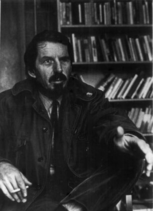 Robert Creeley 2 - Buffalonian 1970