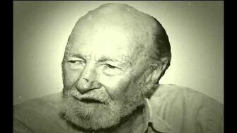 """""""The Bells of Rhymney"""" Recited By Pete Seeger Poem animation"""