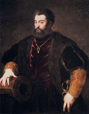 Peter Paul Rubens - Alfonso d'Este, Duke of Ferrara - WGA20377