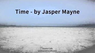 Time by Jasper Mayne