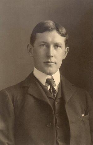 John McCrae circa 1899