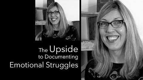 """Kelli Russell Agodon Not F*ing Around with Jeff Leisawitz """"Documenting Emotional Struggles"""""""