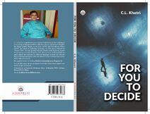 For You to Decide CL Khatri 05