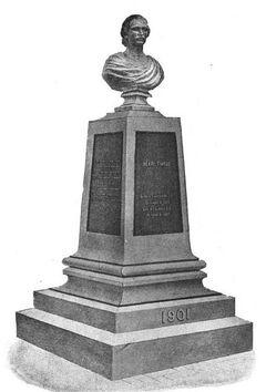 Henry Timrod memorial