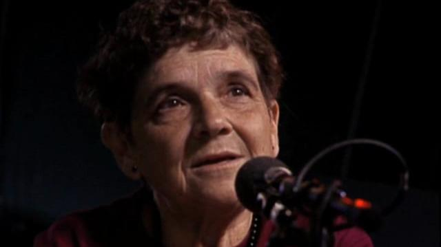 Poet Adrienne Rich Reads 'Prospective Immigrants Please Note'