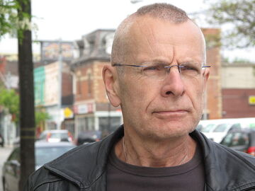 Brian Henderson, Toronto, June 2009