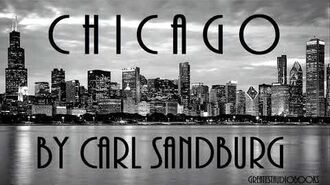 CHICAGO by Carl Sandburg - FULL Poem GreatestAudioBooks