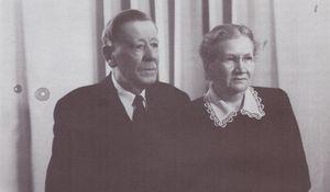 J.P. and Katharina Klassen
