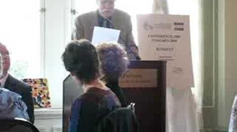 Ted Blodgett Reading at the Editors' Association of Canada