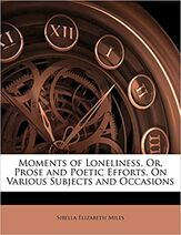 Sibella miles moments of loneliness