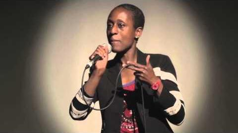 Tilt presents London Liming Patience Agbabi performs 'Word'