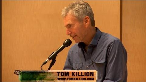 Tom Killion reads Ina Coolbrith at the San Francisco Public Library