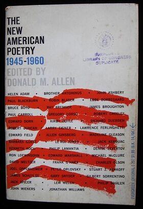 TheNewAmericanPoetry19451960