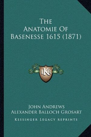 Anatomie of Baseness