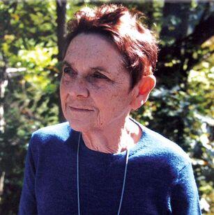 Adrienne Rich, Trumansburg, New York, October 2001