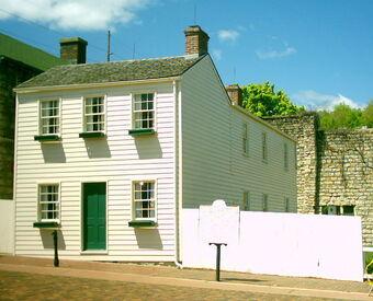 Mark Twain's Boyhood Home; Hannibal, MO