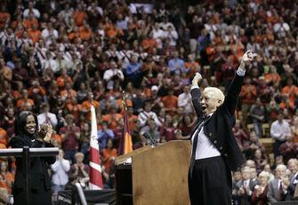2007 Virginia Tech massacre - Nikki Giovanni speaks