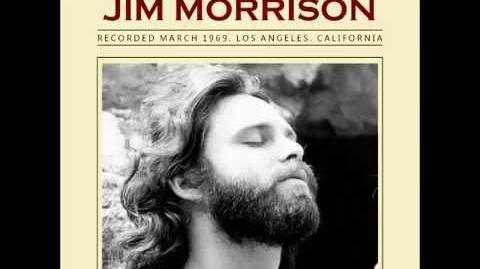 Jim Morrison Poetry Session February 3rd, 1969