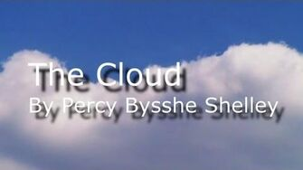 The Cloud By Percy Bysshe Shelley - Poem