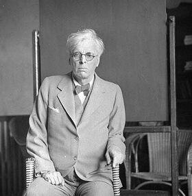 W.B. Yeats (6435353487)