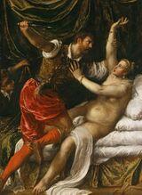 The Rape of Lucrece by Shakespeare