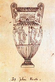Keats urn