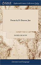 Daniel deacon poems