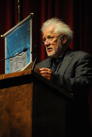 Michael Ondaatje at Tulane 2010
