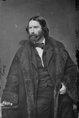 James Russell Lowell, Brady-Handy Photograph Collection