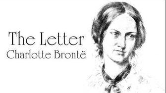 Poem The Letter by Charlotte Brontë Audiobook