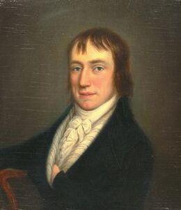 William Wordsworth at 28 by William Shuter2