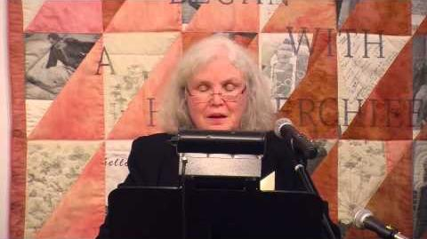 Mary Dalton Performs at Words Aloud 11