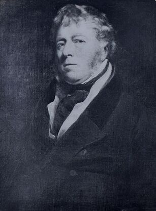 Bertie Bertie Greatheed by John Jackson in 1821