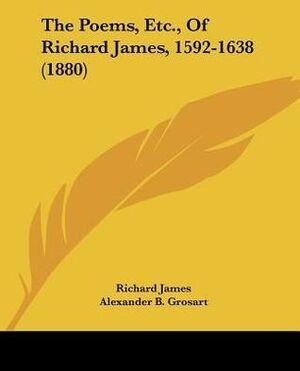 Richard james poems