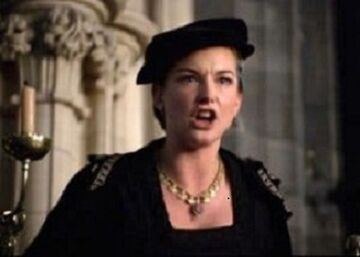 the tudors - anne askew executed - ThemisCollection