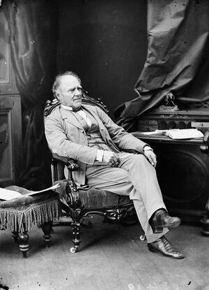 Joseph Howe 1869