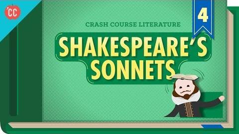 Shakespeare's Sonnets Crash Course Literature 304