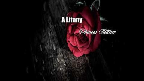 A Litany (Phineas Fletcher)