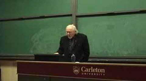 Henry Beissel at Carleton part1