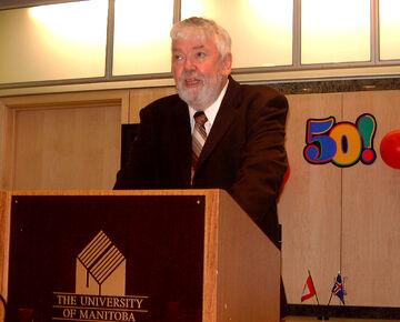 David Arnason 2001