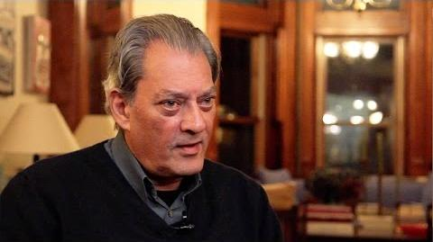 Paul Auster Interview The Meanness of New York