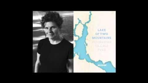 Arleen Paré reads from Lake of Two Mountains (Brick Books)