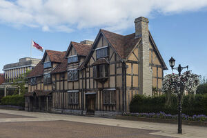 Shakespeare's Birthplace, Stratford-upon-Avon - Sept 2012