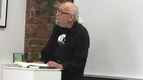 Jerome Rothenberg Poetry Reading